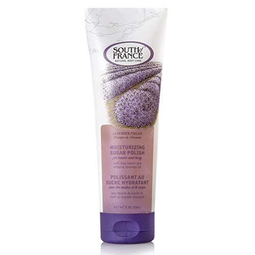 - Lavender Fields - South of France Natural Body Care Moisturizing Sugar Polish 8oz Tube (1)