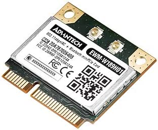 Advantech New HMC Type WiFi+BT Module Solution