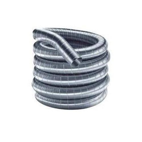 Flex-All Single Ply Stainless Steel Custom Chimney Liner - 8