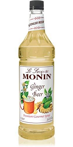 Monin Ginger Beer Syrup