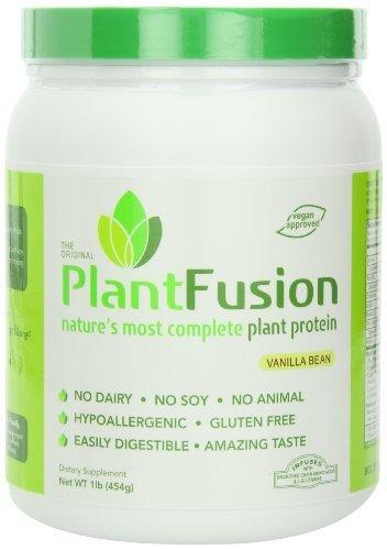 Plant Fusion Vanilla 1 Pounds by Nitro Fusion