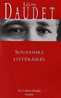 Souvenirs littéraires par Daudet