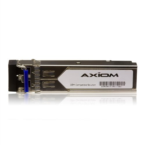 Axiom Memory Solutionlc Axiom 1000base-lx Sfp Transceiver for Juniper - Srx-sfp-1ge-lx by Axiom
