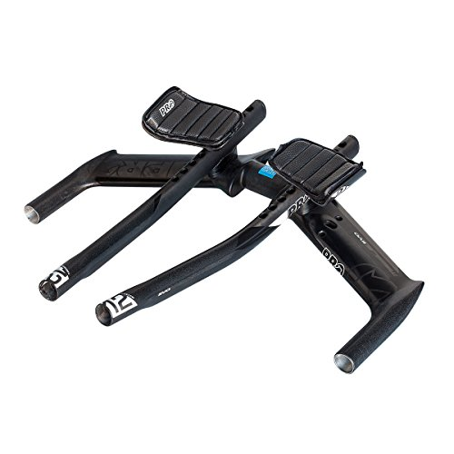 PRO Missile Evo Carbon TT Bicycle AeroBar (Carbon Black Edition - 31.8 x (Pro Missile Carbon)