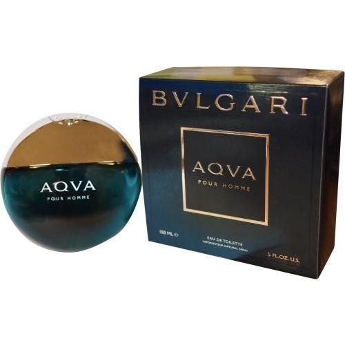 - Bvlgari Aqva Bvlgari 5 oz EDT Spray For Men