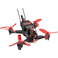 Walkera Rodeo 110 110mm Racing Drone FPV RC Quadcopter With 600TVL Camera Battery / Charger BNF Version No TX