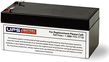 Mighty Max 12V 3.4AH Battery Replaces APC ES BE350G BE350T BE350U RBC35-3 Pack