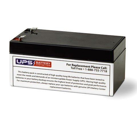 Replacement Battery for APC Back UPS ES 350 - UPS Battery Center (Ups Battery Apc 350)