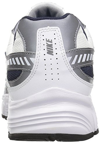 Blanc Chaussures Initiator Nike Grey white gris Multicolore Cool Wmns obsidian De metallic Femme wide Trail tqHRw8UpRn