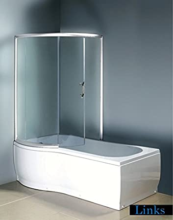 Badewanne mit Duschzone MSDW02: Amazon.de: Baumarkt | {Badewanne mit duschzone komplett 68}