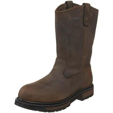 Kodiak Men's Denton Work Boot,Rich Brown/Brun Riche,7.5 M US