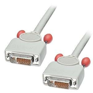 LINDY 5 Meter Dual Link Premium DVI-D Cable (41242)