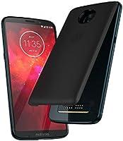 Motorola Z3 Play da 64 GB, Deep Indigo con Moto Power Pack e Caricabatteria TurboPower