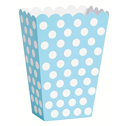 baby blue popcorn box - 8