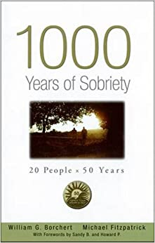 Book 1000 Years of Sobriety: 20 Pepple x 50 Years