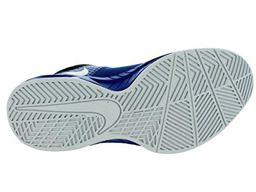 timeless design 50e90 e258c ... Nike Hommes Air Visi Pro Vi Basketball Chaussures Jeu Royal   Noir    Photo Bleu ...