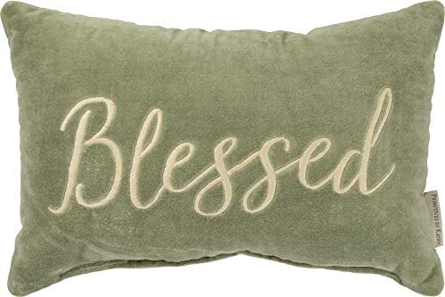 Primitives by Kathy Blessed Pillow