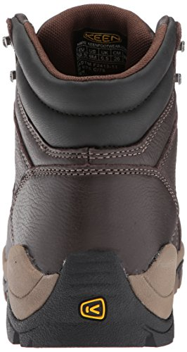 Keen Utility Womens Santa Fe 6 AT Industrial and Construction Shoe Cascade Brown FLCsS