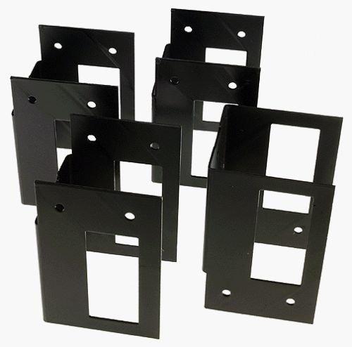 Seymour Manufacturing Fireplace Log Rack/Bracket Kit