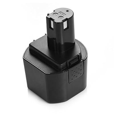 Powerextra Ryobi 9.6V 2200mAh Ni-CD Replacement Battery B-9620F2 B-967F1 B-963F2 1400669