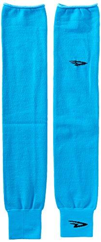 Defeet Armskins Arm Warmers - DEFEET Armskin D-Logo Sleeves, Ocean Blue, Small/Medium