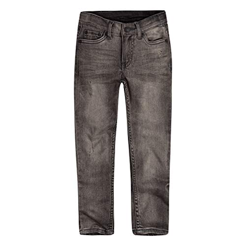 Levi's Boys' Little 519 Extreme Skinny Fit Jeans, Half Dome, 6