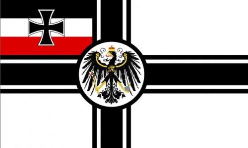 WWI Deutsch Reich FLAG, 3'x5' Deutschland Kreigsmarine & Wehrmacht
