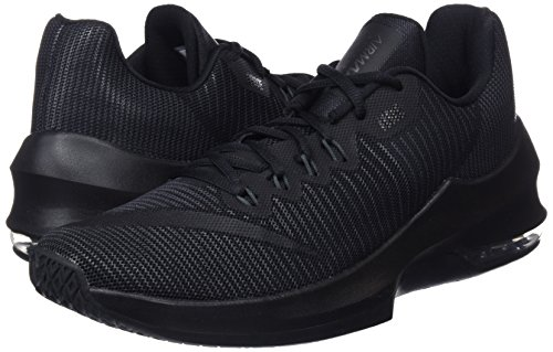 Nero Uomo 001 black Nike black Basket Da Air 2 Scarpe Infuriate anthracite Max Low OzOnq8v
