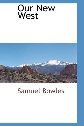 Download Our New West ebook