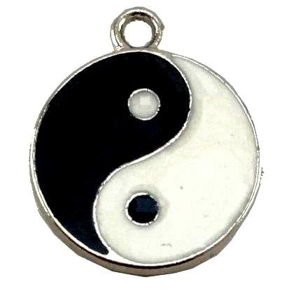 Yin Yang Locket Feng Shui Yin Yang Pendant For Good Luck And