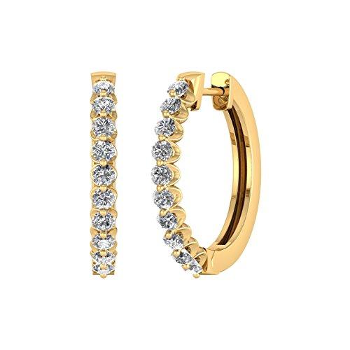 0.36 Ct Round Diamond - 1