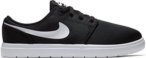 Nike Kids Flex Contact (psv) Antracite Volt A Malapena Volt Bianco