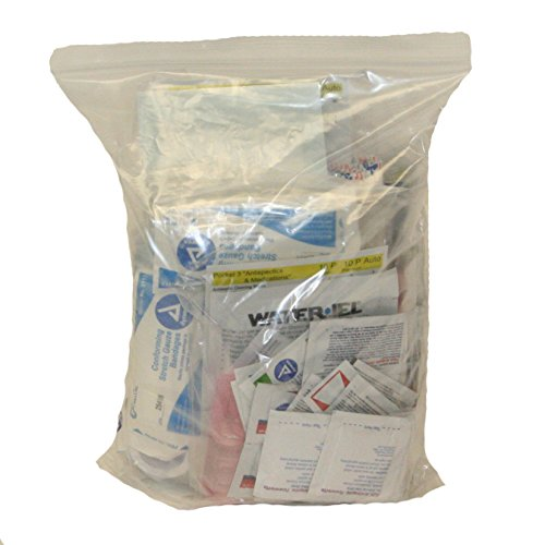 First Voice ANSI-25r Plastic ANSI First Aid Kit Refill, 25 Person (Kit Aid First Refill)