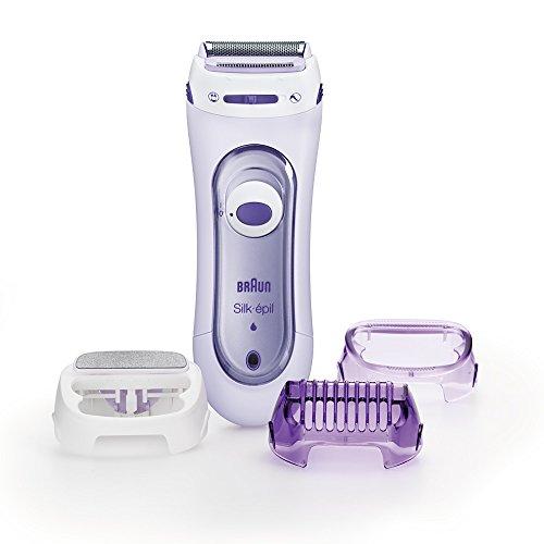 Price comparison product image Braun Silk-épil LS5560 violett
