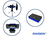 Raiden - Accessory pack for streaming gamers and
