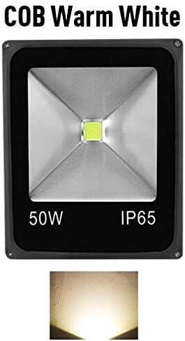 50W 220V Waterproof Led Flood Light IP65 Outdoor Spotlight Reflector Wall Lamp