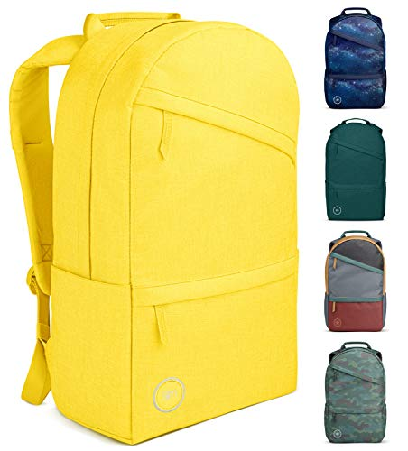 Simple Modern Legacy Backpack with Laptop Compartment Sleeve - 25L Travel Bag for Men & Women College Work School -Sunshine