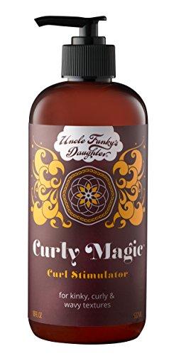 Curly Magic Curl Stimulator, 18 oz