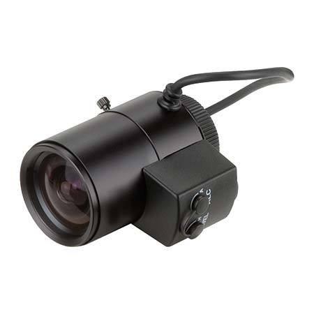 5-100 mm Auto Iris Varifocal Lens