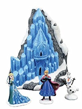 Department 56 Frozen Village Gift Set Porcelain Village Accessory -