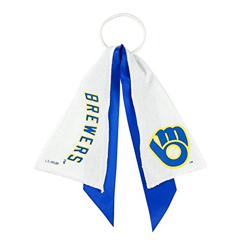 Little Earth Productions Milwaukee Brewers Ponytail Holder from Little Earth Productions