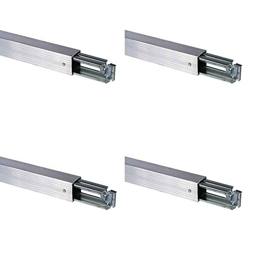 - Aluminum Shoring Beam: Extends from 92