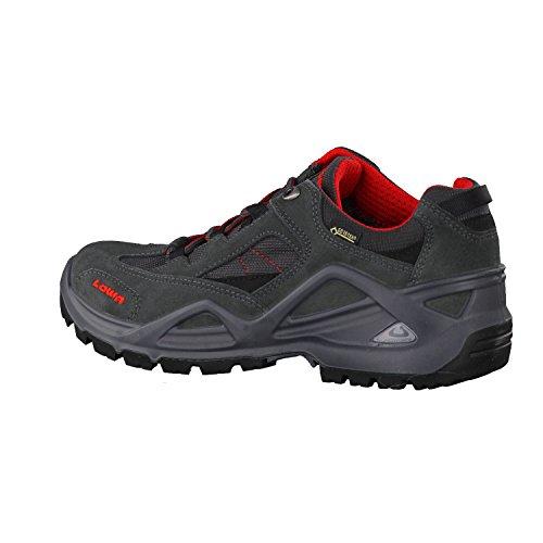 Lowa Sirkos GTX Zapatillas de senderismo Red