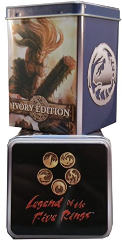 (Legend of The Five Rings: L5R Ivory Edition - Crab Clan Starter Deck)