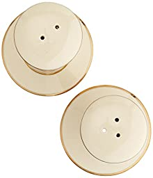 Lenox Holiday Salt & Pepper,Ivory