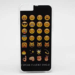 IPhone Cover Emoticon