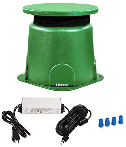 OSD Audio Bluetooth 100W Subwoofer Speaker - Weatherproof 4 Output - BOM4.1