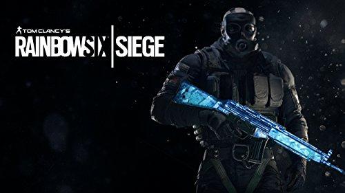 Tom Clancy's Rainbow Six Siege: Cobalt Weapon Skin [Online Game Code]