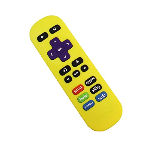 Amaz247 Arcbz01 Replacement Remote For Roku Streaming Player  Roku 1 2 3 4  Hd Lt Xs Xd   Express Premiere Ultra Player  Do Not Support Roku Stick Or Roku Tv