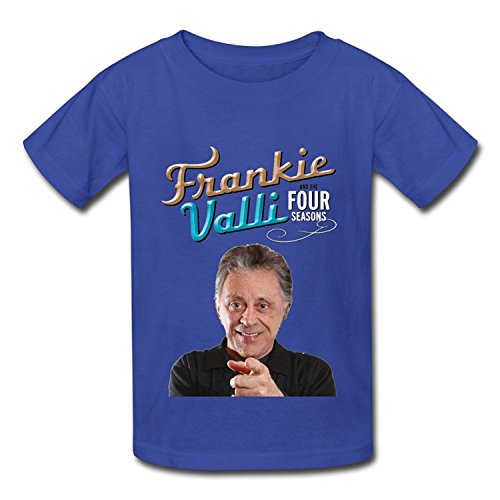 Frankie Valli And The Four Seasons Tour 2016 T Shirt For Kids Big Boys' Big Girls'